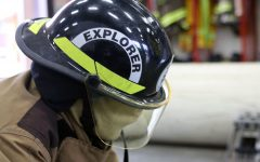 Students explore lives of firemen
