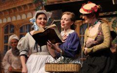 Senior sings her way 'home' in musical
