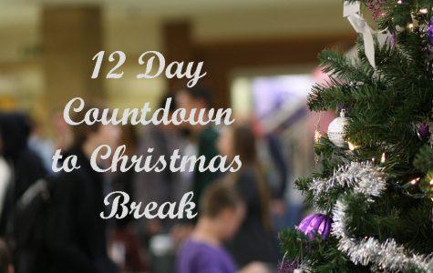 Christmas break countdown