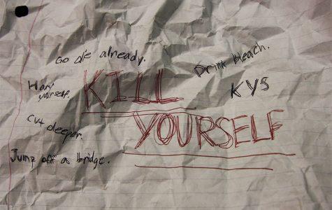 Kill the suicide humor