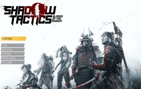 Shadow Tactics sneaks into spotlight