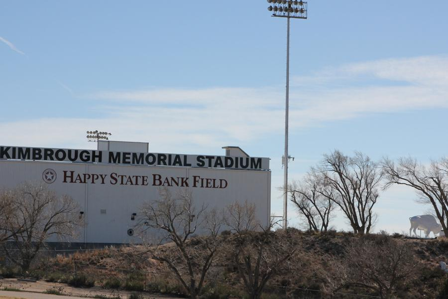 The Kimbrough Memorial Stadium will soon be the property of CISD.