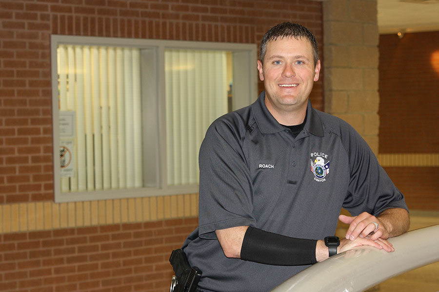 New liaison officer welcomes opportunity work with students
