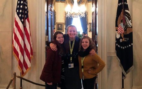 Second day in D.C. historical, emotional experience