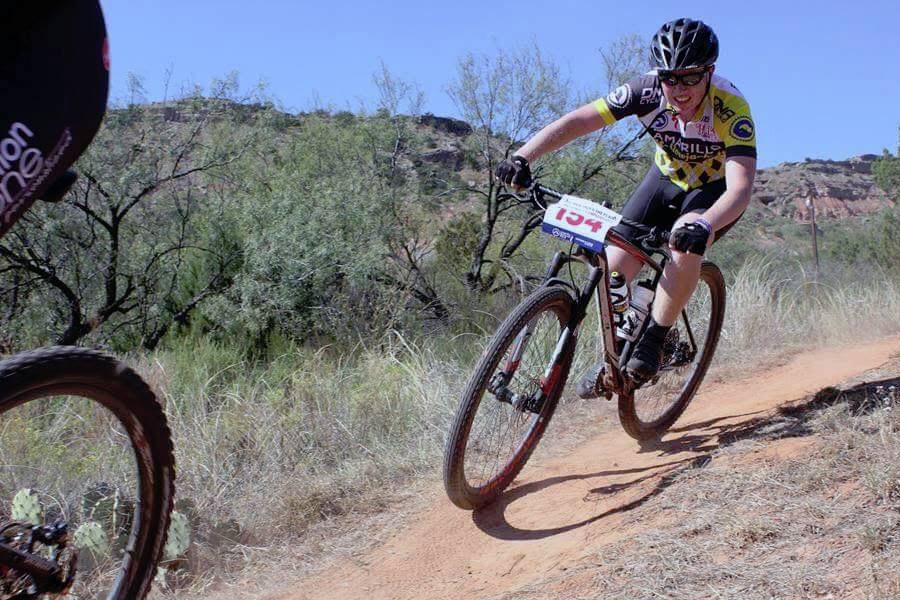 Hopson cycles to 20 in Texas