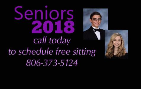 Seniors to take yearbook photos in summer