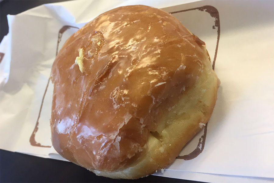 """With a wide selection of flavors and a very nicely done set up, """"Got Donuts?"""" impressed me from the beginning. Ordering one creme filled donut and a small kolache, I sat down to find one complaint. Seating. While the place is kind and inviting, they only have enough seats to entertain around 20 guests. However, the food was everything and more. The donuts are rich to a point where just one or two could fill me up. In addition, their kolaches were were something from the heavens. The food itself makes up for any lack of seating, and the service and decor prove that """"Got Donuts?"""" could be a favorite of Canyon residents."""