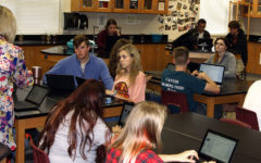 Chromebooks now in use campuswide