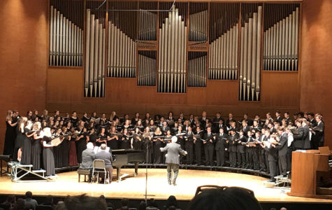 Choir students advance to Pre-Area