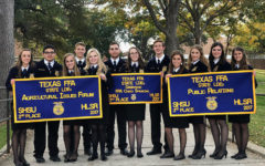 Ag Issues team earns second place at State FFA LDE Contest