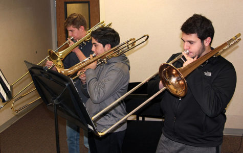 Bands students advance to Area