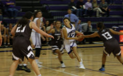 Lady Eagles continue undefeated, Lombard achieves 1000 wins at Canyon