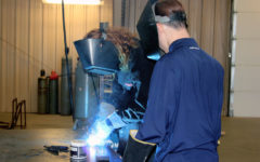 Manufacturing academy offers welding, workforce preparation