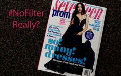 Magazines for teens present filtered reality