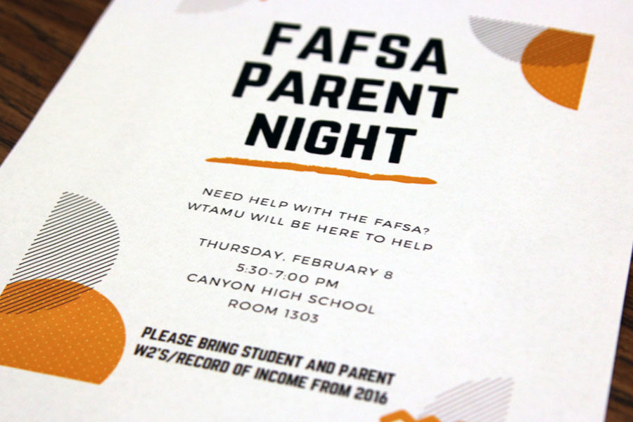 Counseling Center to offer application assistance at FAFSA night Feb. 8