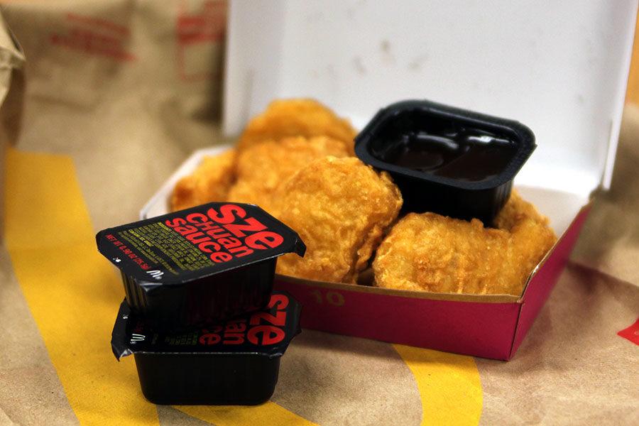 Szechuan+sauce+returns+for+a+limited+run+at+McDonald%27s.