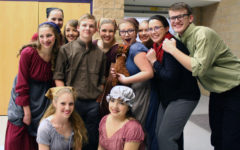 Winterguard to perform 'One Day More'