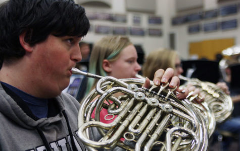 Band to perform Pre-UIL concert Tuesday, March 27