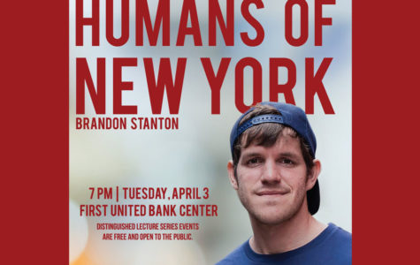'Humans of New York' creator to speak at WTAMU Tuesday