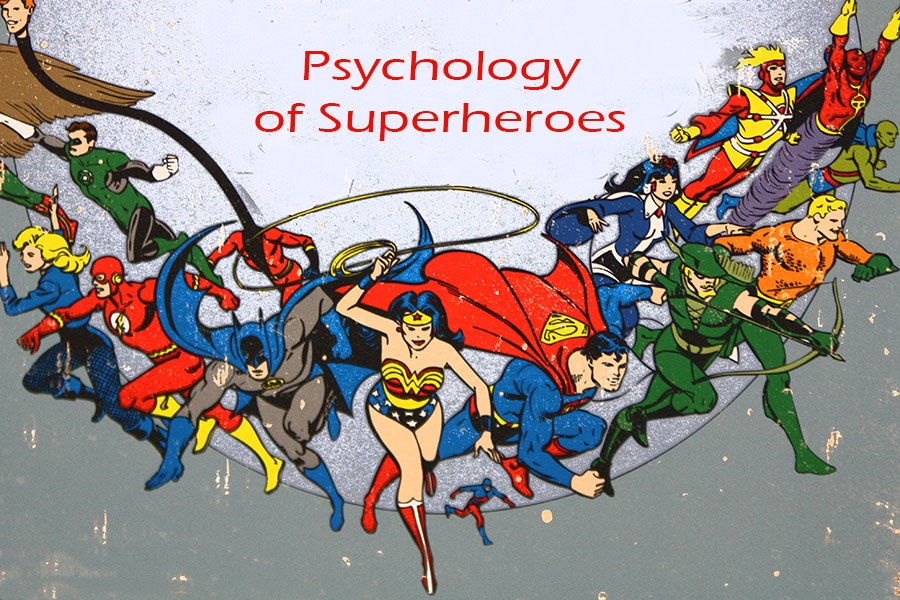 Dr. Travis Langley will speak on the Psychology of Superheroes as part of the WTAMU Distinguished Lecture Series.