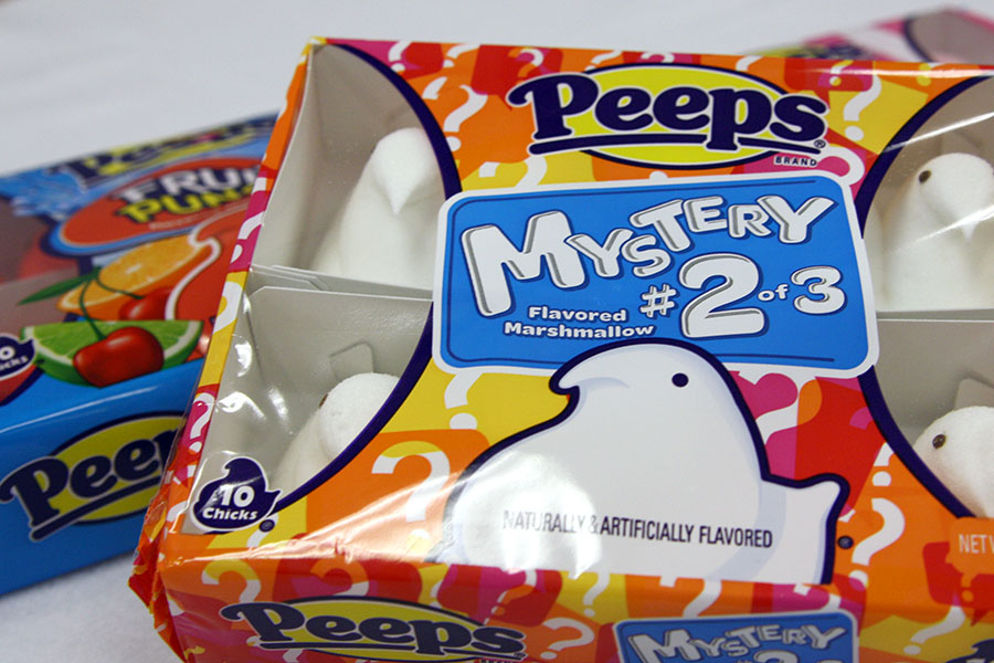 A variety of Peeps flavors can make choosing just one box difficult.