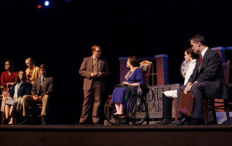 One-act cast to offer public performance of 'These Shining Lives' Tuesday