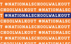 The National School Walkout will begin tomorrow at 10 a.m.