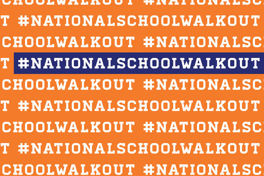 The+National+School+Walkout+will+begin+tomorrow+at+10+a.m.