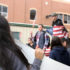 Students organize walkout to honor shooting victims