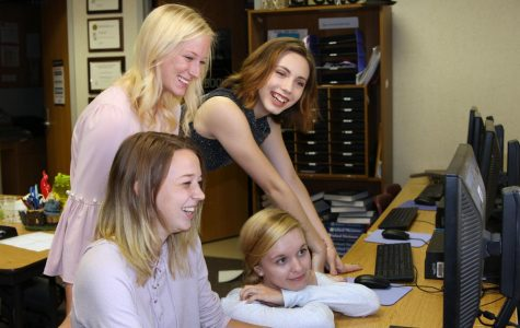 Five named to All-State Journalism Staff