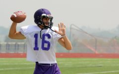 Football team prepares for 4-A season