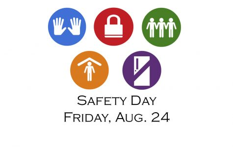 Safety Day Aug. 24