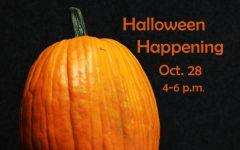 Halloween Happening to welcome community Oct. 28