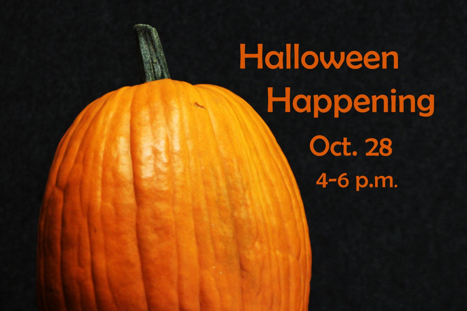 Canyon High School will host the annual Halloween Happening Oct. 28.