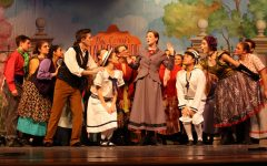 All-school musical 'Mary Poppins'
