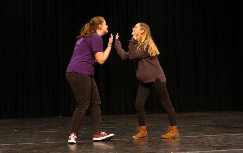Drama Club to host children's workshop, student showcase Dec. 15