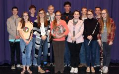 Record number of band students earn All-State Band qualification