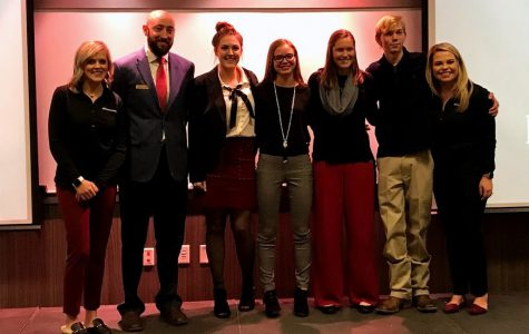 Business student finalists win People's Choice awards