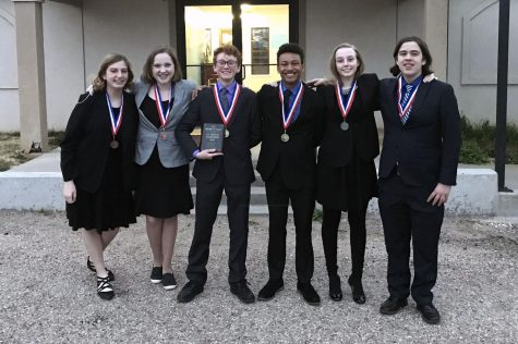 Junior, sophomore compete at UIL State Academic Meet