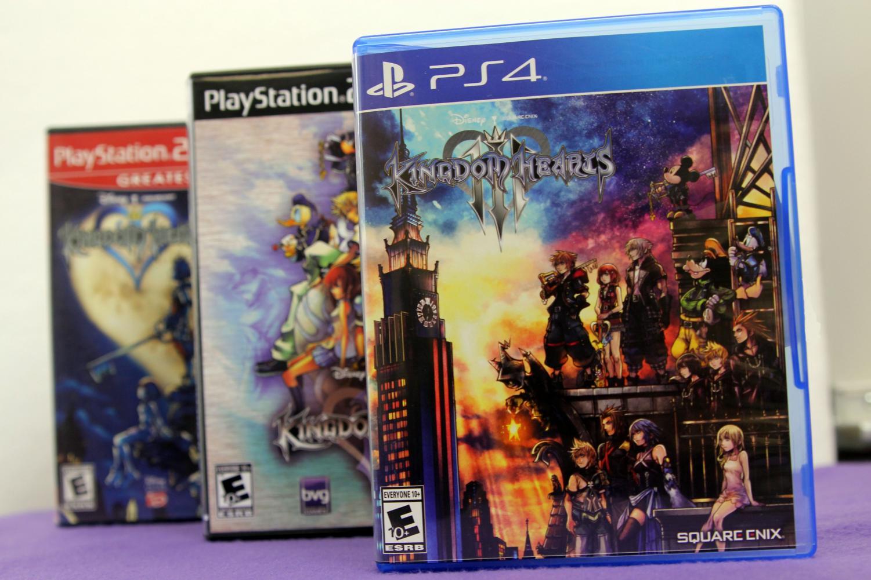 Kingdom Hearts III was released twelve years after Kingdom Hearts II.