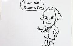 Presidents Day weekend Feb. 15-18