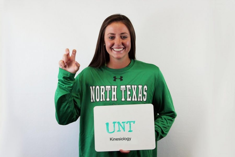 Candain Callahan -- University of North Texas