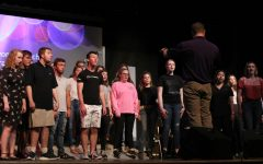 Choir, band to perform end of year concerts