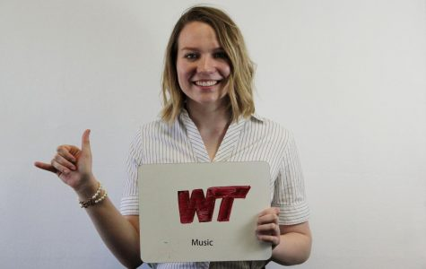 Kate McKinney — West Texas A&M University