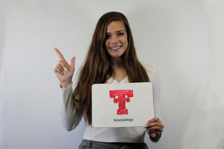 Mackenzie Grimes -- Texas Tech University