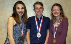 Journalists medal at UIL State Meet