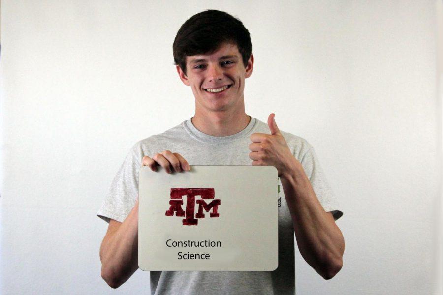 Sam Gilbreath -- Texas A&M University