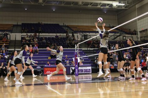 Volleyball team to play Lamesa Oct. 1