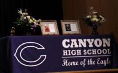 Canyon High inducts two into Hall of Fame