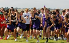 Cross Country teams compete at Canyon Invitational Saturday, Oct. 5